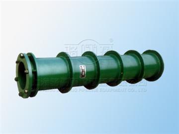 加长型柔性防水套管的结构与特点
