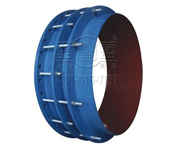 伸缩接头被广泛应用在管道中具备的优势