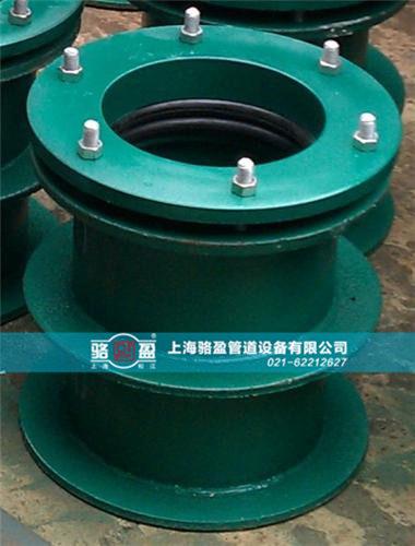 骆盈管道总结柔性防水套管安装不合理造成渗水的缘故