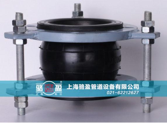 橡胶接头接口防腐保温工作